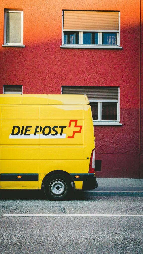 die-post